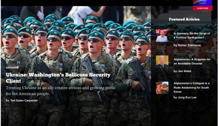 Россия запустила ИПСО на тему «США не должны помогать Украине ибо быть беде»