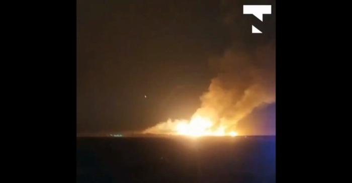 12 человек погибли в результате взрывов на складе оружия в Казахстане