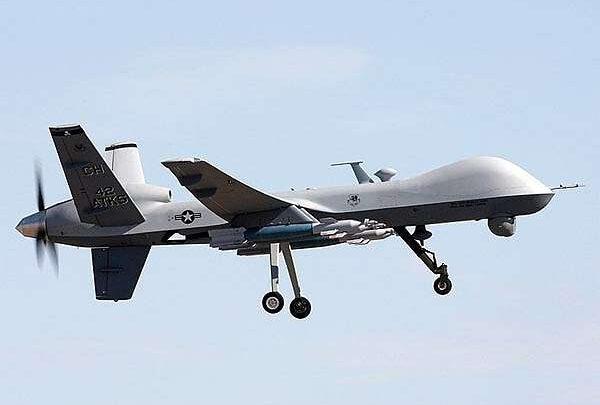 Американские дроны наносят удары по целям ИГ в Афганистане