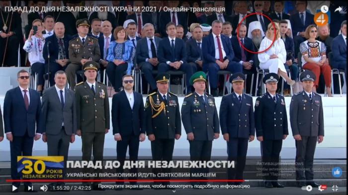 РПЦвУ распостраняет фейк о недопущении Варфоломея к межконфессиональной молитве за Украину