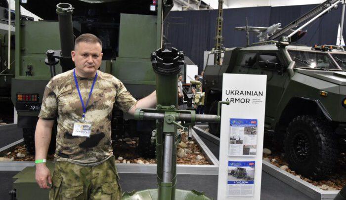 Держвипробування пройшов новий український міномет МП-120