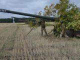 Танкісти та артилеристи ЗСУ провели навчання поблизу лінії фронту