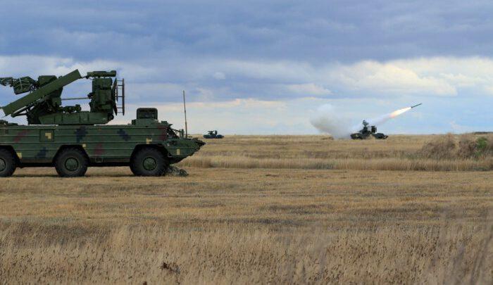ЗСУ провели бойові стрільби ЗРК С-125 та «Оса-АКМ» – перші в цьому році