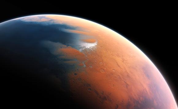 Новое исследование предполагает, что Марс слишком мал, чтобы быть пригодным для жизни