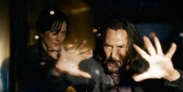 """Трейлер """"Матрица: Воскрешения"""" наконец-то здесь"""