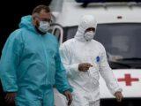 В России новый максимум смертности от коронавируса