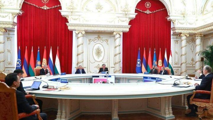 Морду воротить. Почему Путин не поехал на саммит ОДКБ в Душанбе