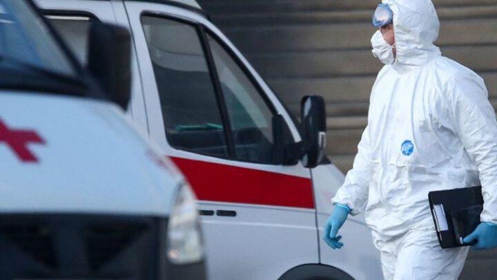 Число смертей от коронавируса в России за сутки выросло почти на 10%