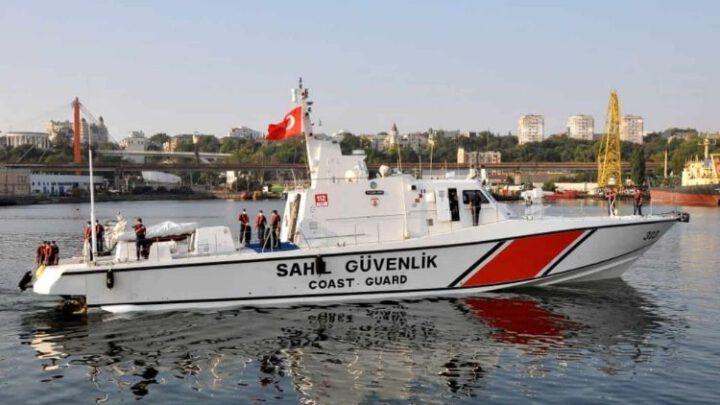 Катер Берегової охорони Туреччини завітав до Одеси
