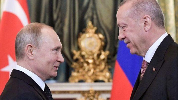 Чем закончились переговоры Путина и Эрдогана