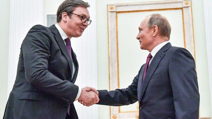 Россия с помощью Сербии пытается создать аналог «русского мира» на Балканах. Эксклюзив