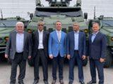ССО Мавританії проявили інтерес до української бронетехніки