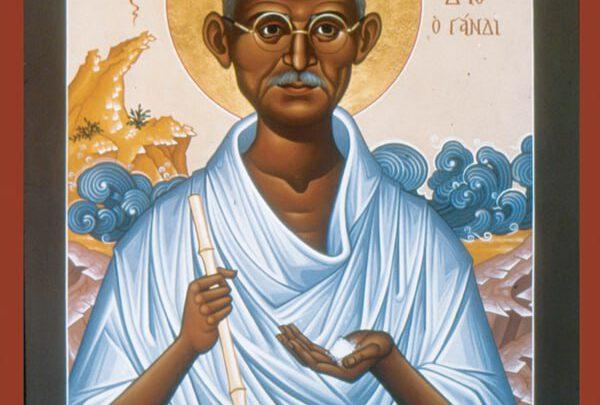 Ганді vs християнство: хронічна кривда вчення про ненасильство. Ексклюзив