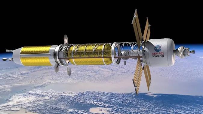 Минобороны США ищет ядерную силовую установку для малых космических кораблей