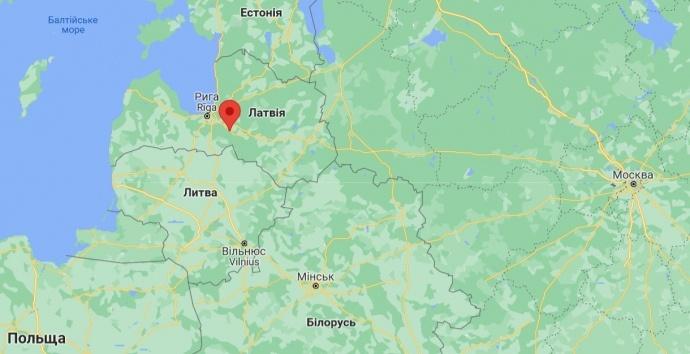 НАТО разместил базу для истребителей и БПЛА в Балтийском регионе