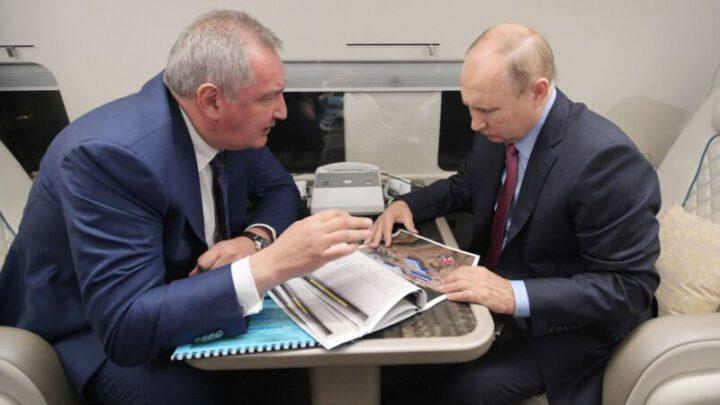 Космический бюджет РФ сокращен: Путин ожидает лучших результатов