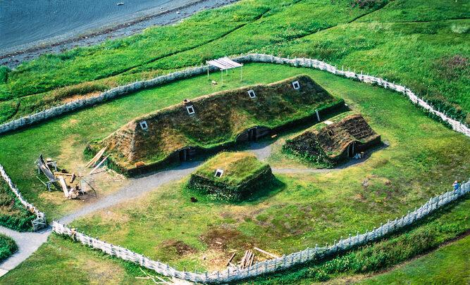 Викинги были в Северной Америке до 1021 года нашей эры
