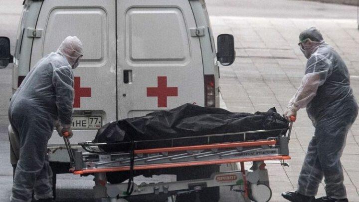 Россияне массово умирают от суррогатного алкоголя