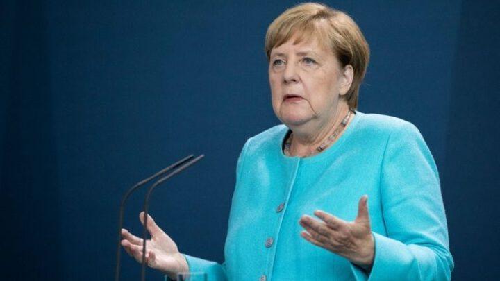Канцлер Германии высказалась об оккупации Путиным украинского Крыма