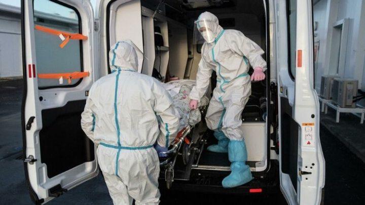 В РФ обнаружен новый сверхзаразный штамм коронавируса
