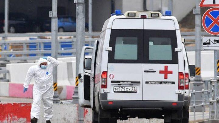 В России обновлен рекорд по числу погибших от коронавируса за сутки