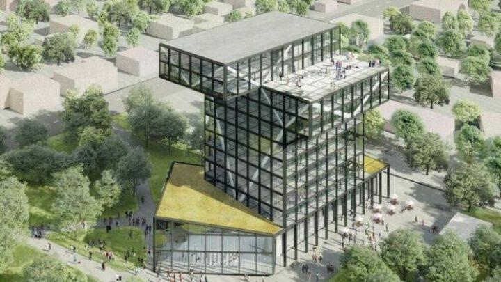 Як виглядатиме перший приватний університет України