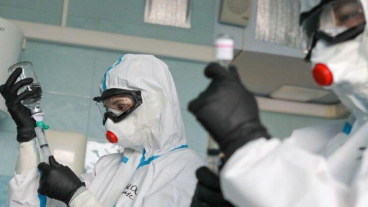 РФ продолжает ставить рекорды по заражаемости коронавирусом