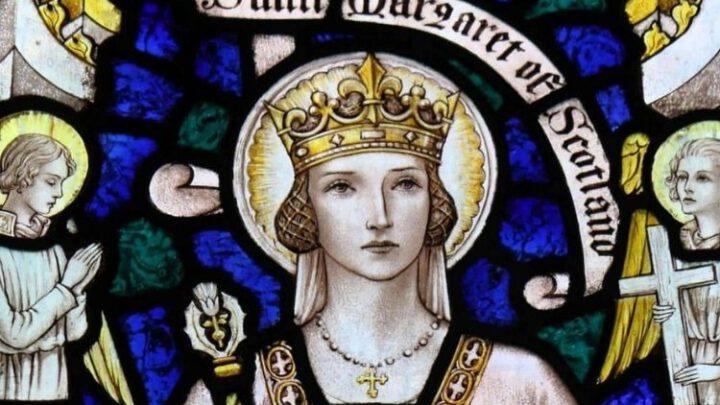 Свята Королева Маргарита Шотландська, внучка Ярослава Мудрого. Ексклюзив