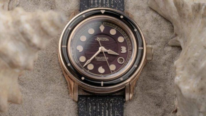 Винахідник із Херсона створив годинник за романом Верна та зібрав на Kickstarter $70 тысяч за 11 днів