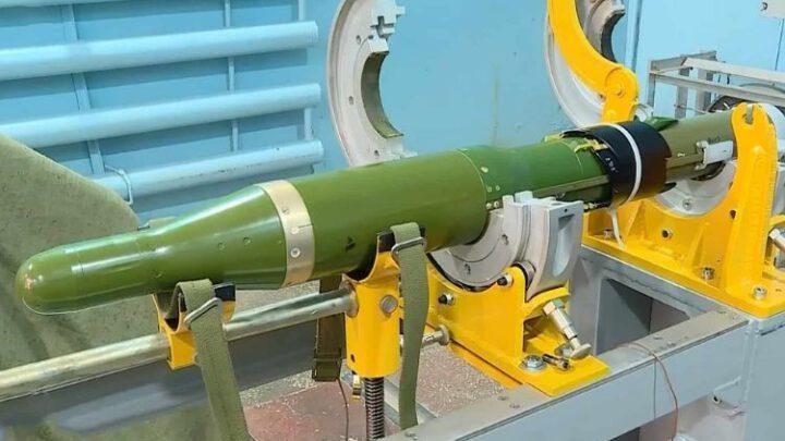 КБ «ЛУЧ» вперше показало виробництво українських протитанкових ракет