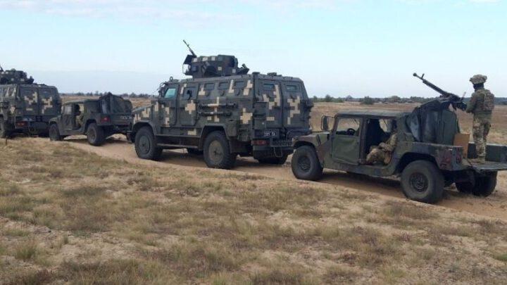 Події тижня від Defense Express: Т-80 на навчаннях морпіхів ВМСУ, антидронові рушниці в зоні ООС та співпраця «Антонов» і Airbus